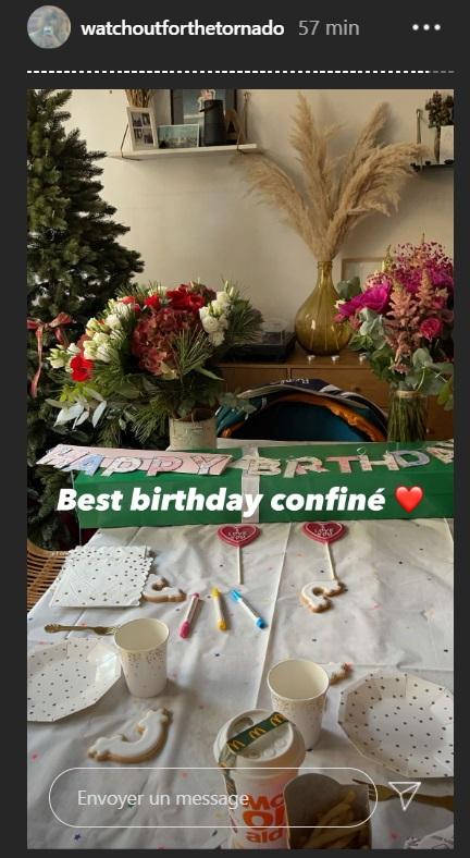 Louane gâtée pour son anniversaire : cette adorable surprise... concoctée par son chéri ?