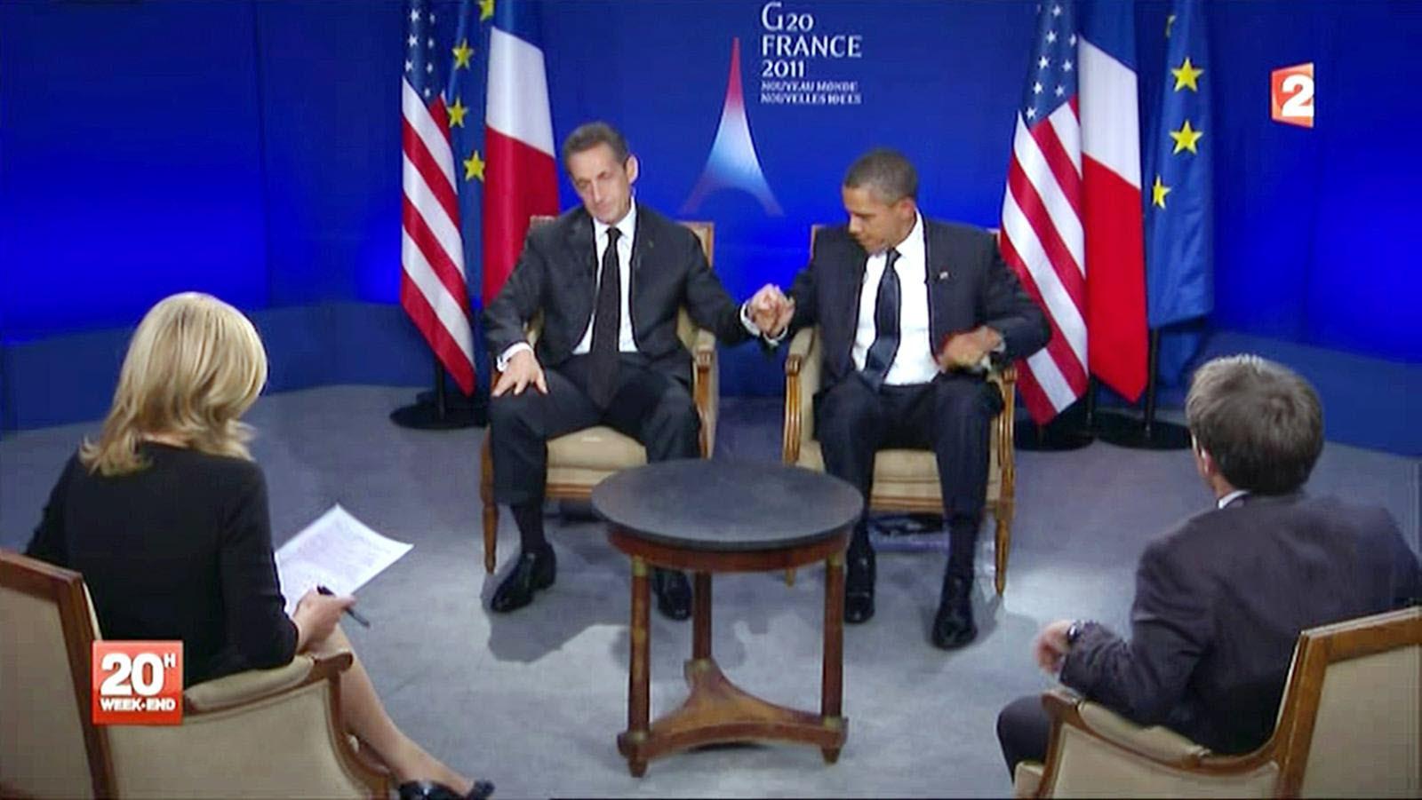 Nicolas Sarkozy humilié par Barack Obama : ce surnom que l'ancien président américain lui a donné