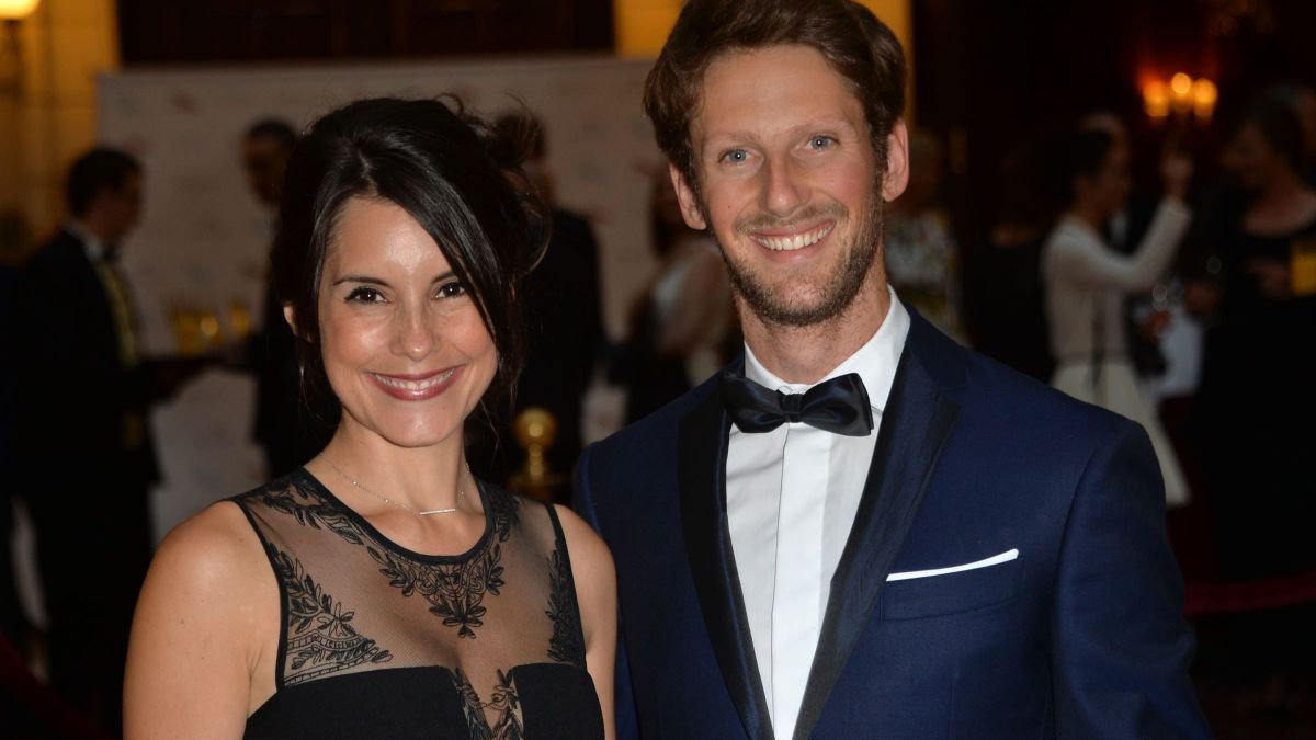 Romain Grosjean victime d'un terrible accident : sa femme Marion Jollès sort du silence