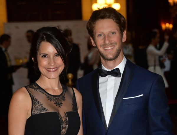 Romain Grosjean victime d'un terrible accident : sa femme Marion Jollès sort du silence