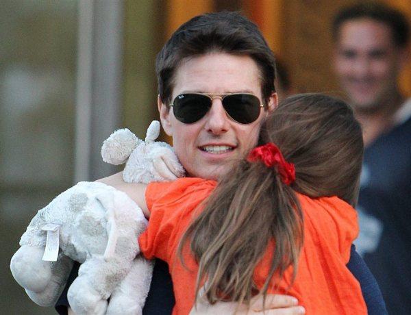 Tom Cruise père absent pour sa fille Suri : «C'est tragique»