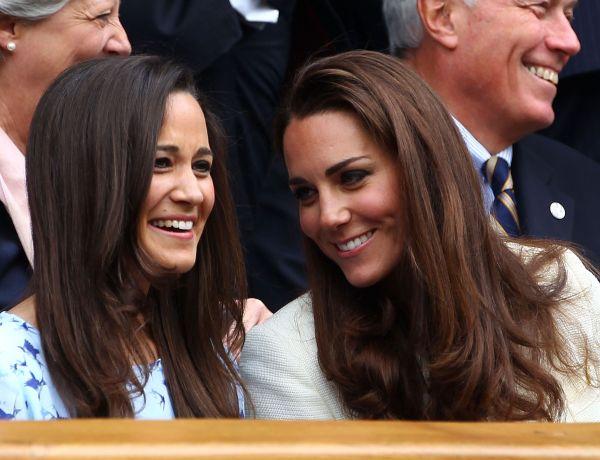 Kate Middleton : sa soeur Pippa Middleton est enceinte de son deuxième enfant