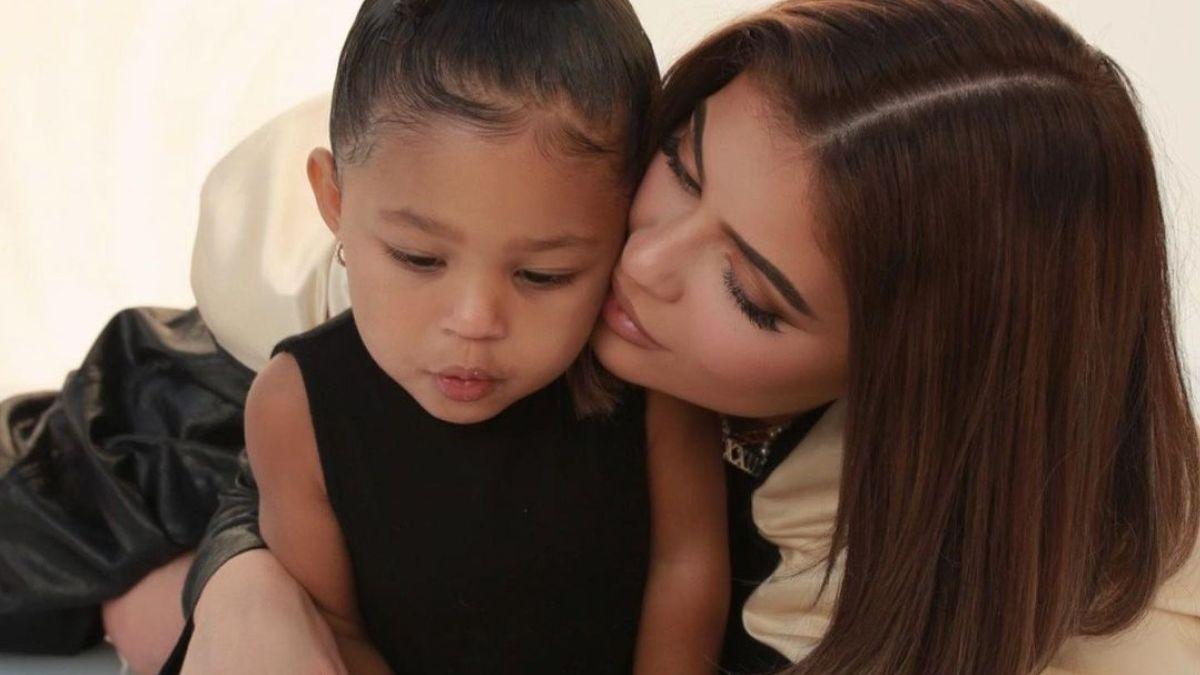 Kylie Jenner : Le prix exorbitant du sac à main de sa fille Stormi âgée de deux ans !