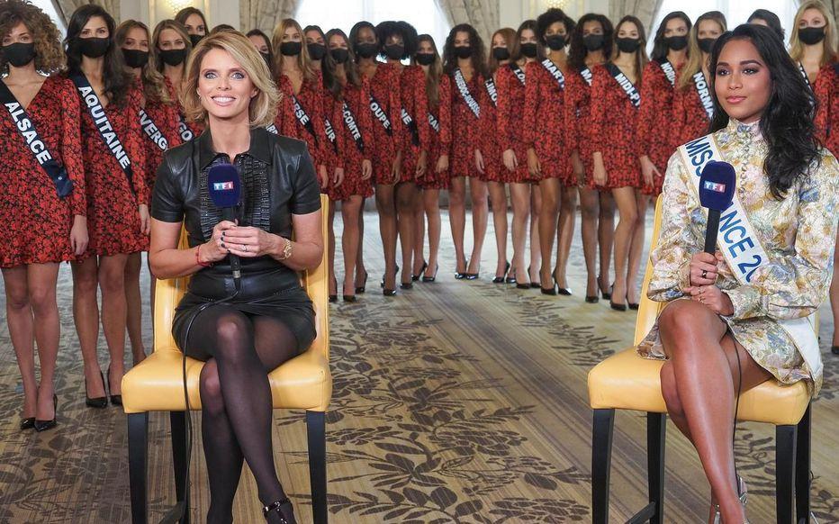 Les Miss pour Miss France 2021