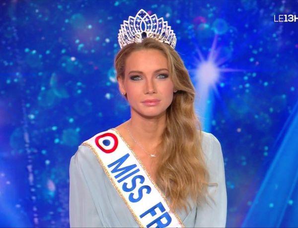 Amandine Petit (Miss France 2021) répond à la polémique : «On a respecté au plus possible les gestes barrières»
