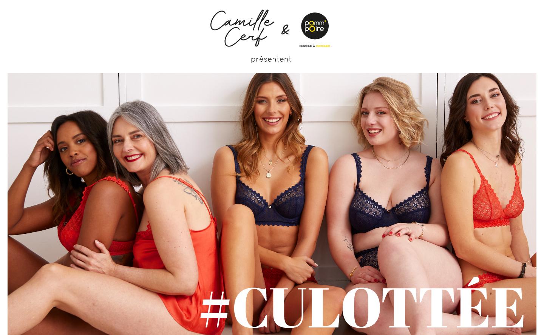 """Camille Cerf : Vergetures, cellulite... L'ancienne Miss France assume tout """"Il n'y a rien de grave"""""""