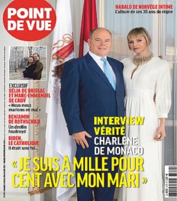 """Charlène de Monaco répond aux critiques sur sa nouvelle coupe de cheveux : """"Le style me plait, c'est tout"""""""