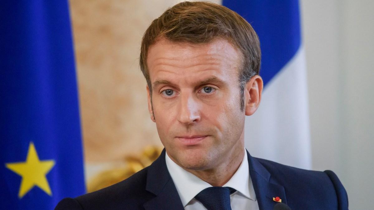 Emmanuel Macron «naïf»: Une scientifique remet le président à sa place
