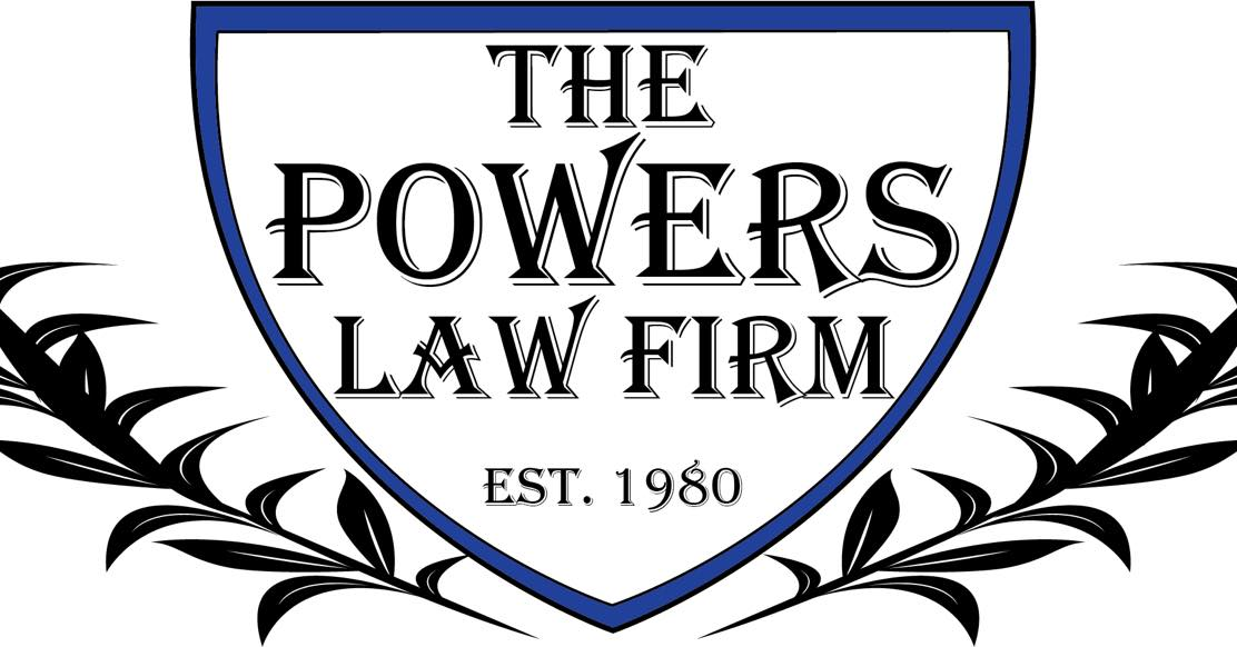 Le logo de Powers Law Firm @Facebook