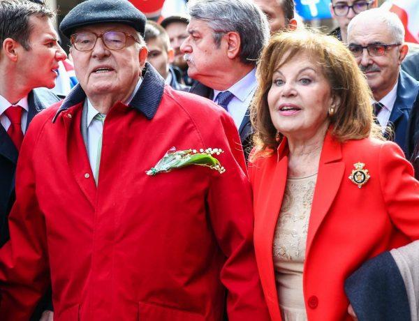Jean-Marie Le Pen s'est marié en secret : Son clan sous le choc «Apprendre cela par voie de presse est humiliant et blessant»