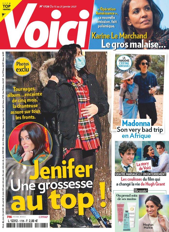 Jenifer enceinte de son troisième enfant : Nouvelles photos de son petit ventre arrondi !