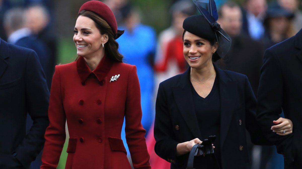 Kate Middleton repoussée par Meghan Markle :  La femme du prince Harry a-t-elle menti ?