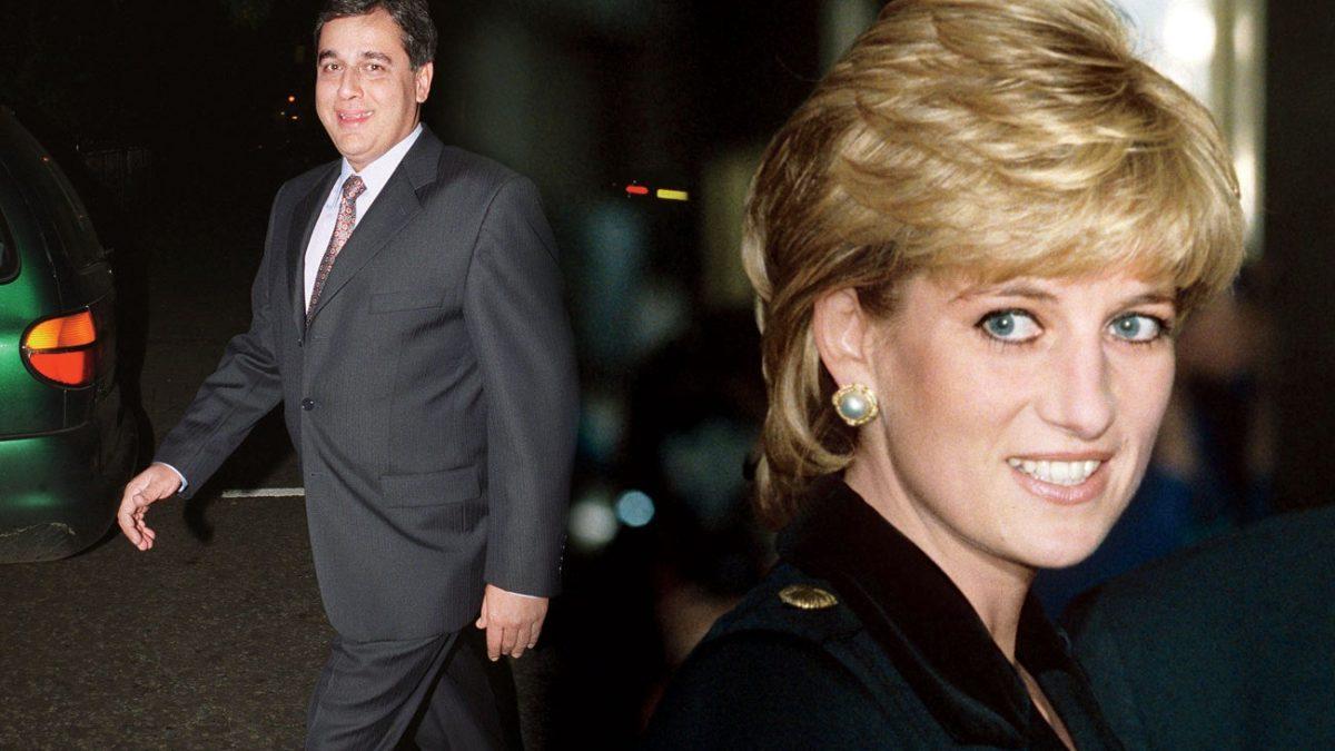 Lady Diana : Son ex-amant, Hasnat Khan, règle ses comptes après 12 ans de silence