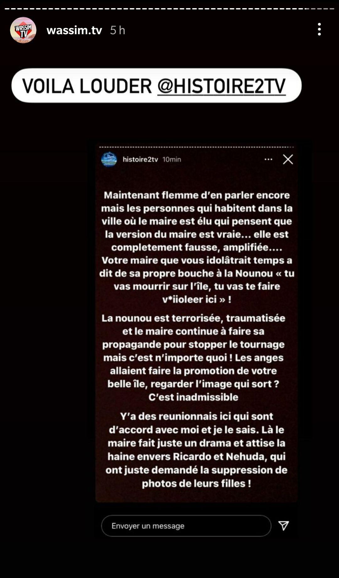 LVDA4 : Ricardo Pinto et Nehuda exclus du tournage suite à une altercation avec le maire de Saint-André ? Découvrez leur avenir dans l'émission