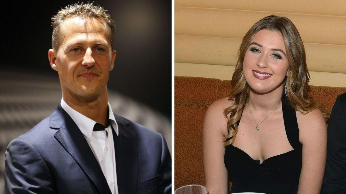 Michael Schumacher : Sa fille Gina annonce une heureuse nouvelle sur Instagram