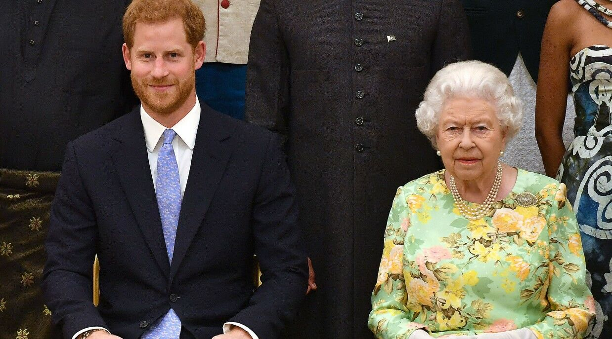 Pourquoi le prince Harry n'est plus le préféré de la reine Elizabeth II