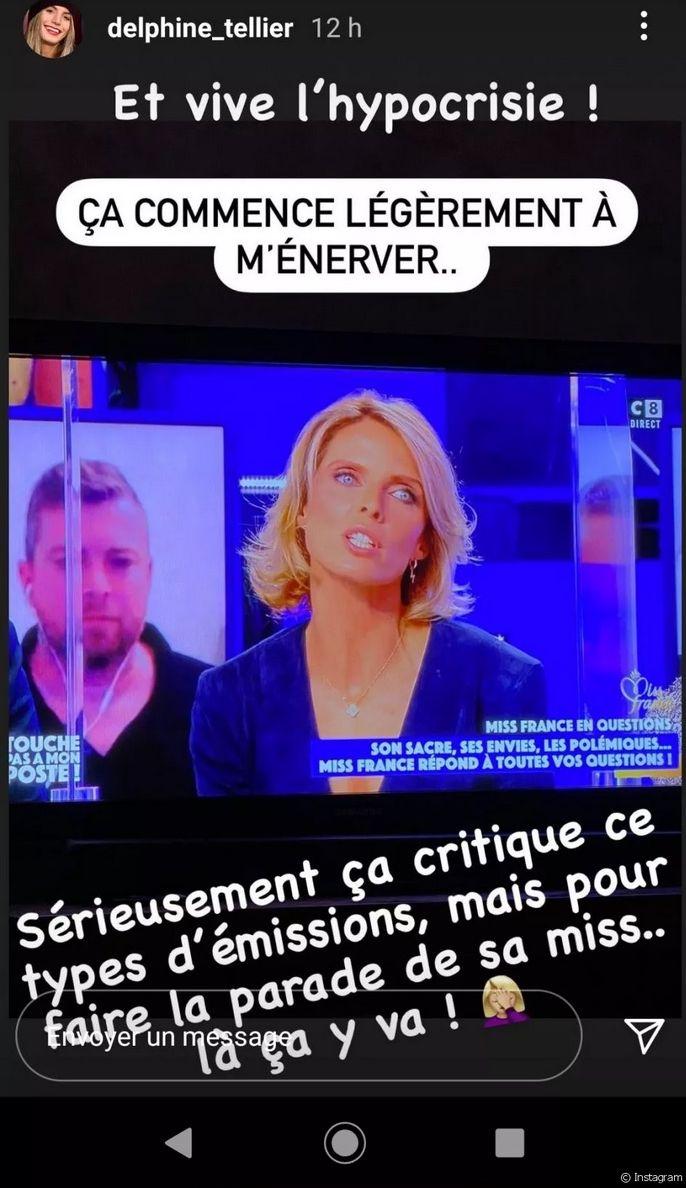 """Sylvie Tellier violemment clashée par sa sœur Delphine : """" Et vive l'hypocrisie ! """""""