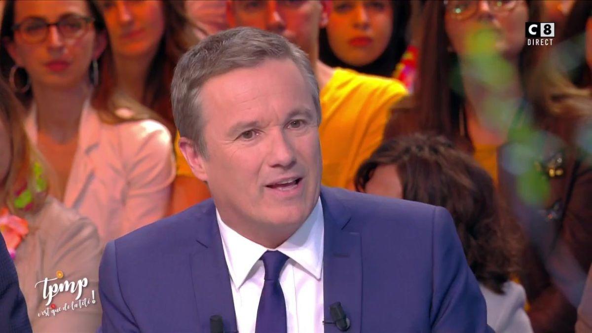 TPMP : Pour Nicolas Dupont-Aignan, les personnes vaccinées contre le Covid-19 sont des «cobayes»