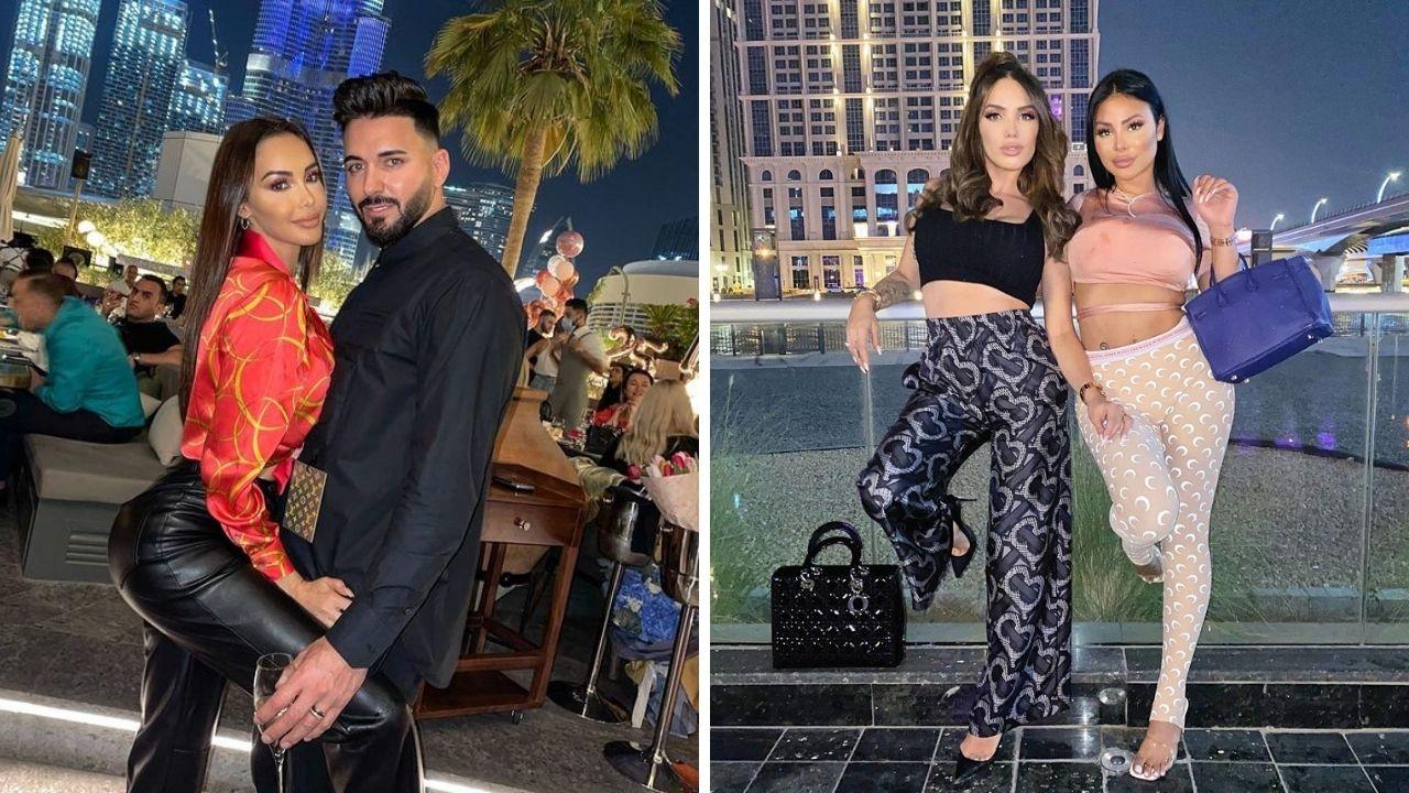 Vincent Queijo et Rym Renom quittent la France... pour s'installer à Dubaï ?