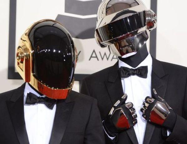 Daft Punk : Une vidéo des deux artistes sans leur casque dévoilée !