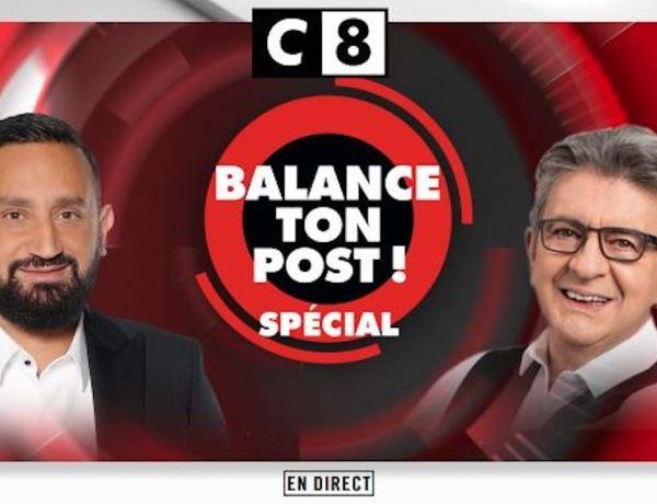 Jean-Luc Mélenchon sur le plateau de Balance ton post : Ce tacle bien senti de Marlène Schiappa