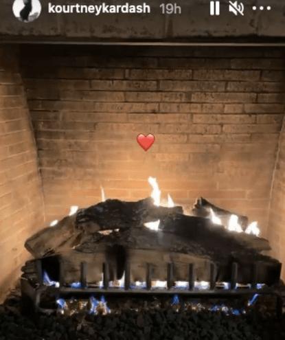 Kourtney Kardashian : en couple avec Travis Barker, elle dévoile son cadeau de St-Valentin
