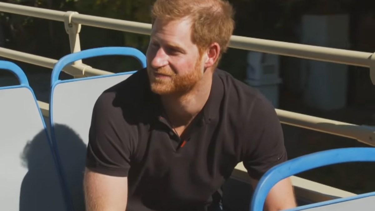 Le prince Harry sur son départ : «J'ai fait ce que n'importe quel père ou mari aurait fait»