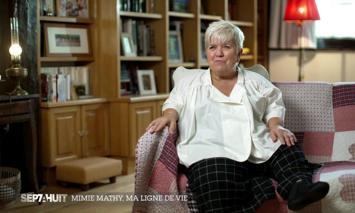 """Mimie Mathy explique pourquoi elle n'a jamais eu d'enfant : """"Le monde est dur..."""""""
