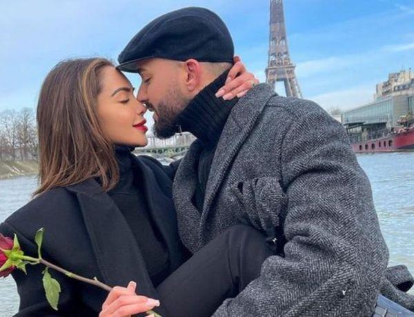 Nabilla gâtée à la Saint-Valentin : Thomas Vergara lui offre un nouveau sac Hermès hors de prix