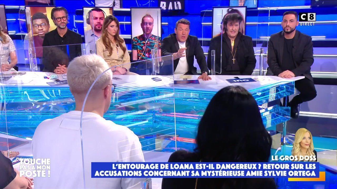 """TPMP : Sylvie Ortega Munos répond aux attaques de Benjamin Castaldi """"Rien pour plaire le mec"""" !"""