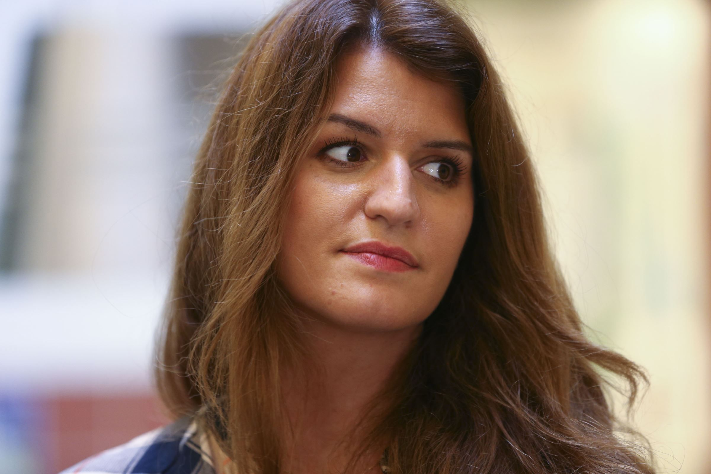 Marlène Schiappa © Gwendoline Le Goff / Panoramic / Bestimage