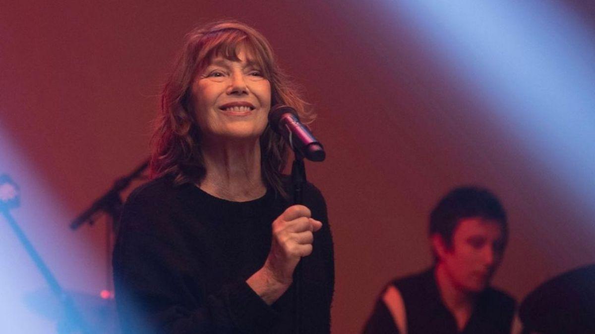 Jane Birkin évoque la mort de Serge Gainsbourg : «C'est cette vision qui me reste «