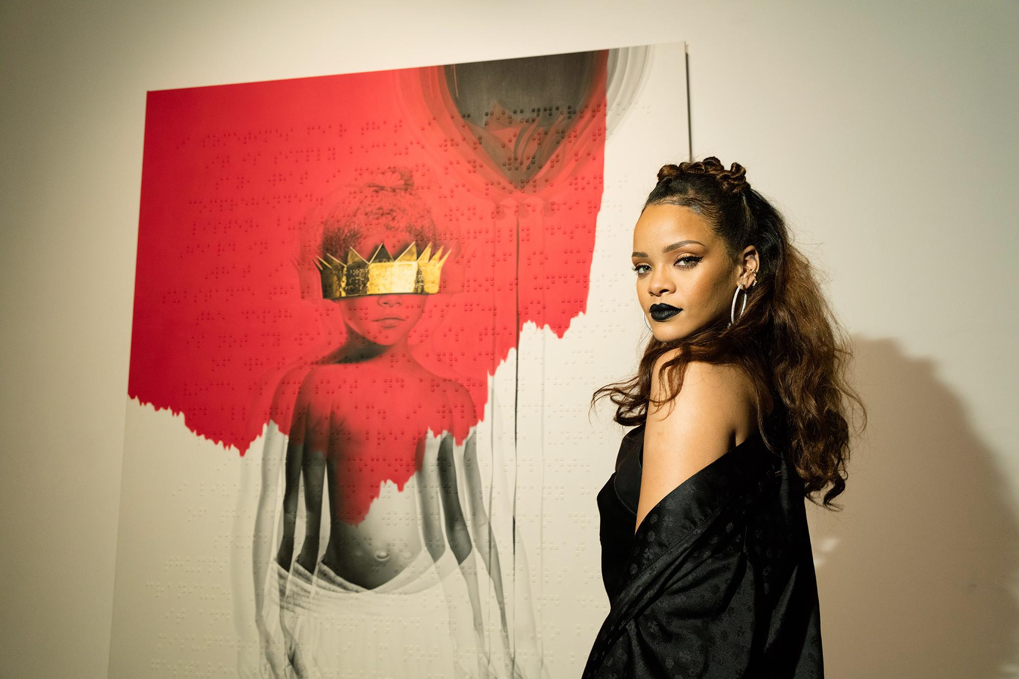 Journée de la femme : Rihanna, le portrait d'une femme au parcours inspirant
