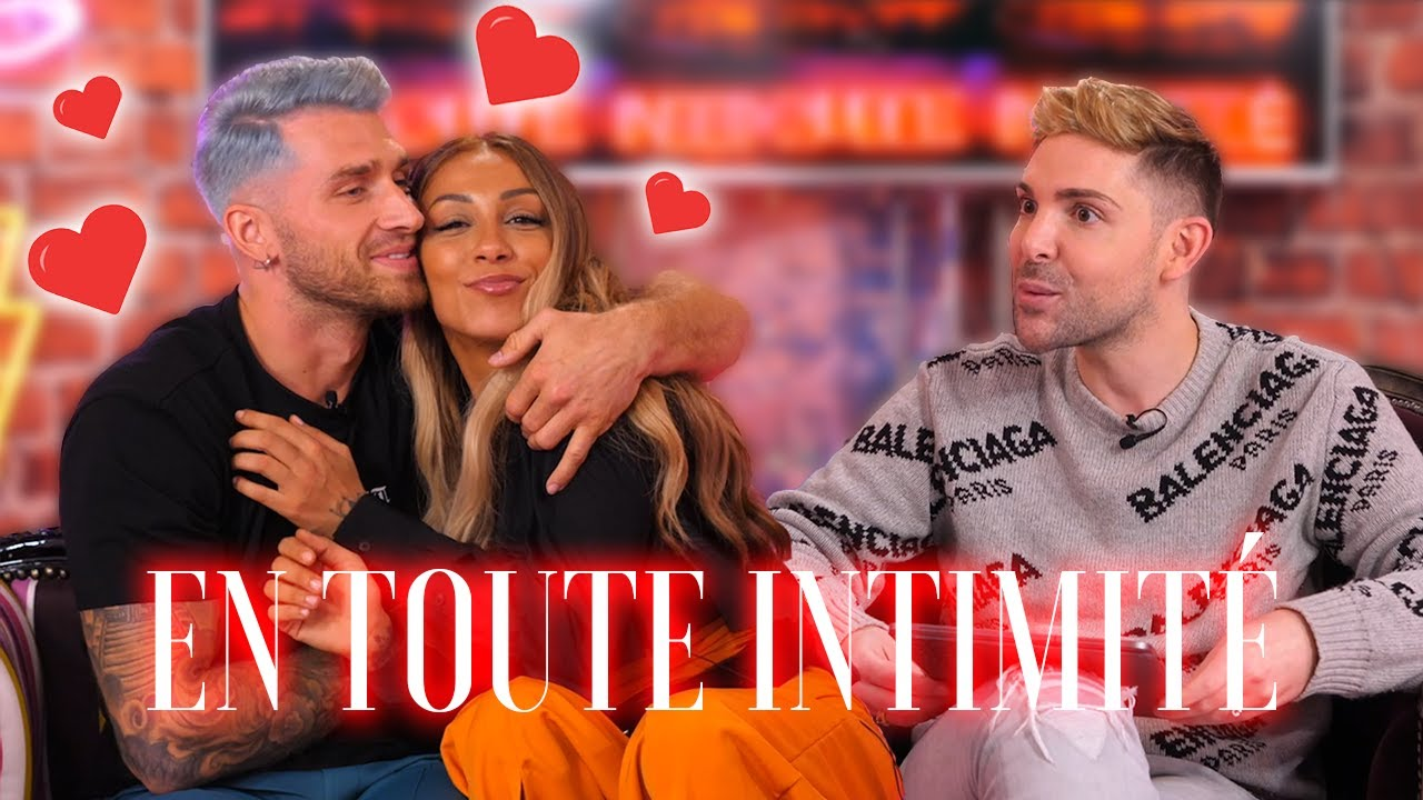 Julien et Rawell (LVDA4) : plus amoureux que jamais, ils se confient sur leur coup de foudre !