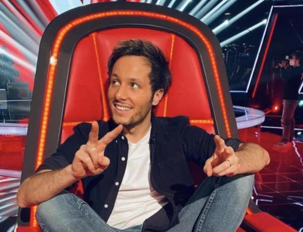 Vianney (The Voice) casse deux fauteuils! Le tournage retardé