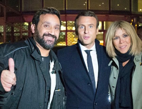 Cyril Hanouna: Son message à Brigitte Macron pour lui souhaiter un bon anniversaire en direct