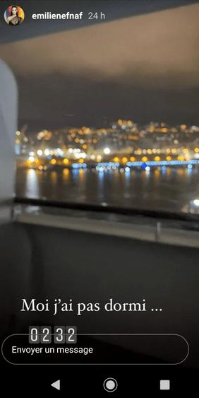 Emilie Nef Naf : Sa croisière cauchemardesque en famille