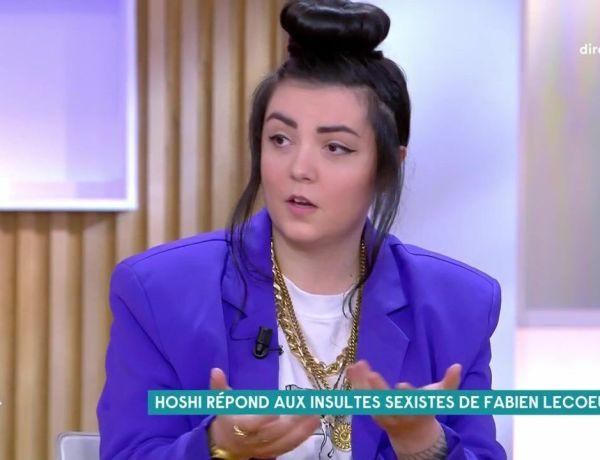 Hoshi insultée par Fabien Lecoeuvre : «Ça m'a vraiment fait très mal au cœur»