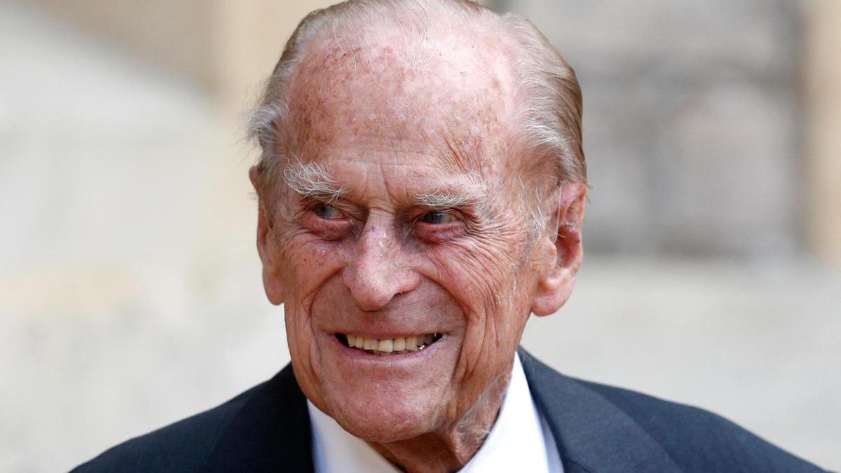 La reine Elizabeth II annonce la mort du prince Philip
