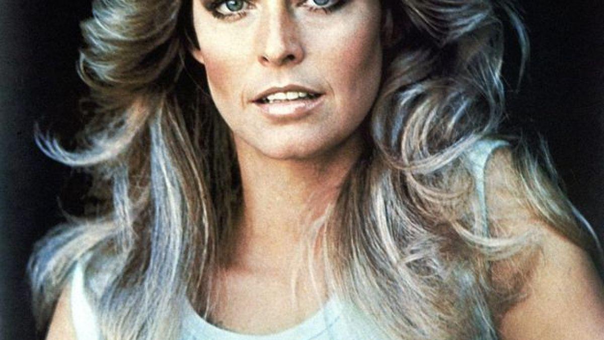 Le Farrah fawcett flip : Le grand retour du brushing le plus volumineux des seventies