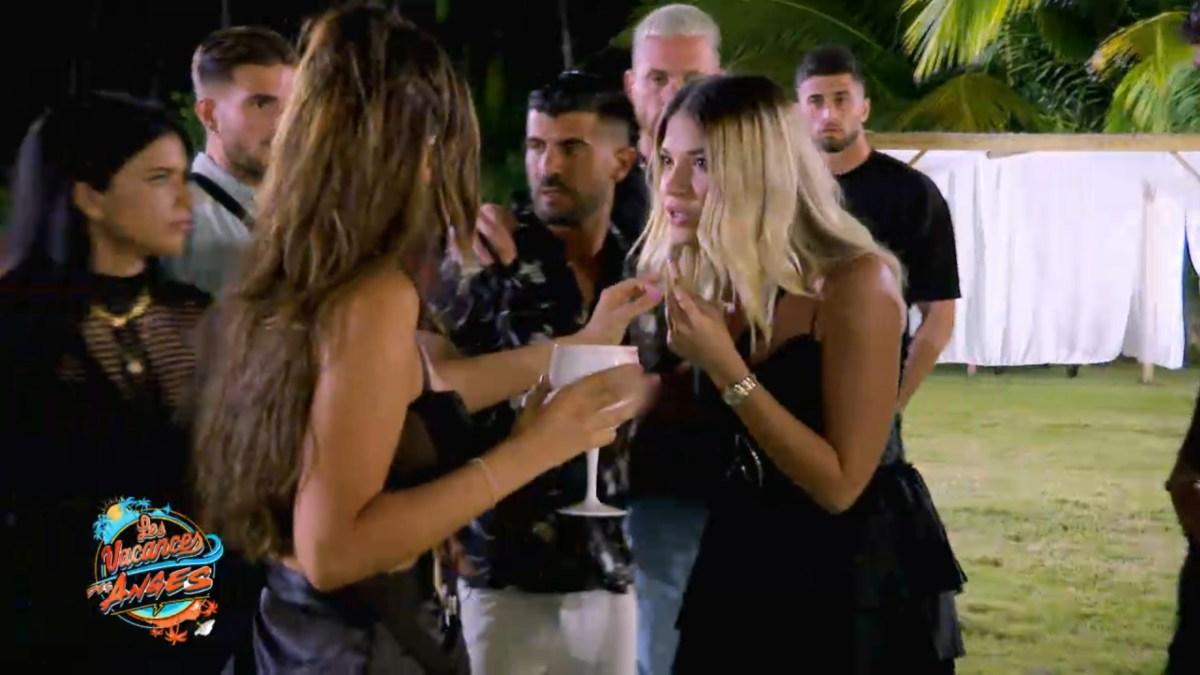 LVDA4 : Angèle Salentino se clashe avec Raphaël Pépin et Tiffany !