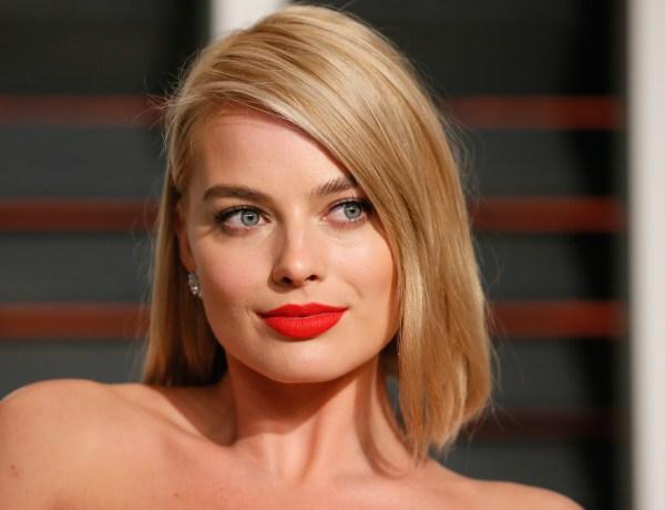 Margot Robbie : Ou l'art de la contre-attaque du rouge à lèvres