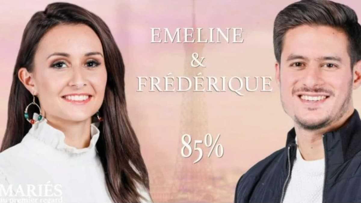 Émeline et Frédéric @M6