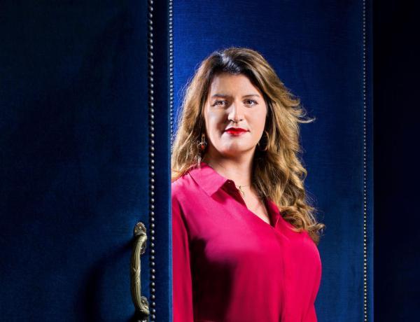 Marlène Schiappa veut que Cyril Hanouna anime le débat télévisé d'entre-deux tours en 2022