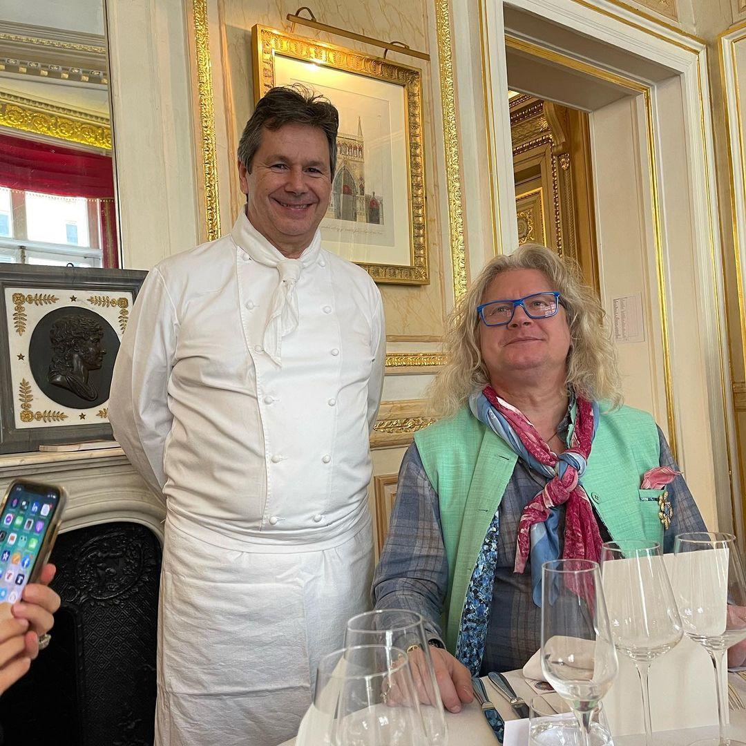 Pierre-Jean Chalençon a-t-il organisé des dîners clandestins au palais Vivienne ? Il répond mais...