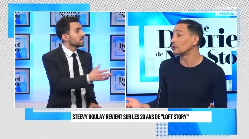 """Steevy Boulay en colère contre Loana : """"Je ne veux plus entendre parler de cette fille"""""""
