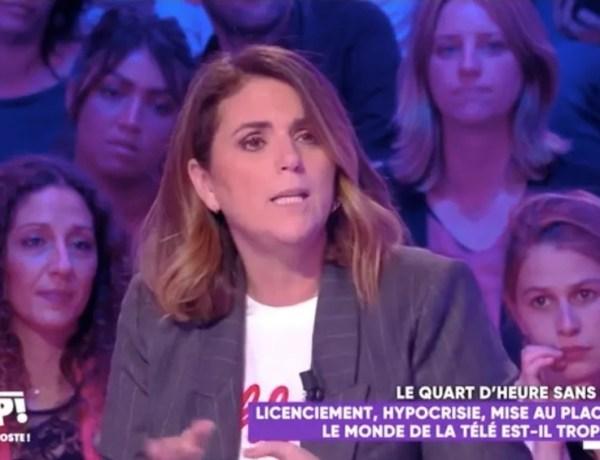 Valérie Benaïm moins présente sur TPMP : Elle explique la raison de ses absences remarquées