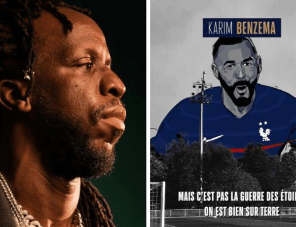 Euro 2021 : Youssoupha choisi pour l'hymne des Bleus, les internautes plus que mitigés !