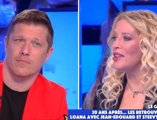 Jean-Edouard cash face à Loana sur TPMP : «C'était ultra pathétique, c'était un sketch»