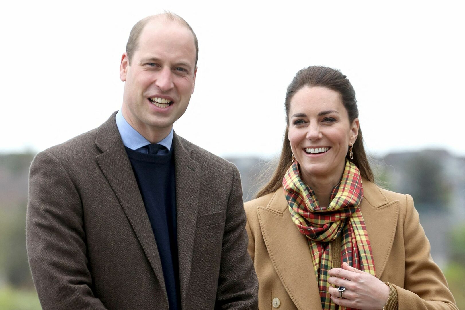 Kate et William partis en Ecosse